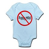 No Puppy Mills Infant Bodysuit