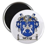 "Kelly Coat of Arms 2.25"" Magnet (10 pack)"