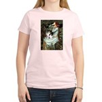 Ophelia / Fox T Women's Light T-Shirt