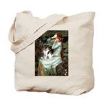 Ophelia / Fox T Tote Bag