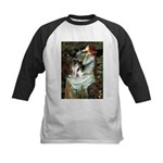 Ophelia / Fox T Kids Baseball Jersey