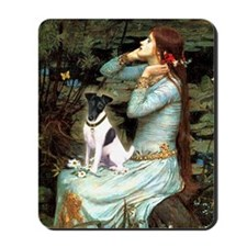 Ophelia / Fox T Mousepad