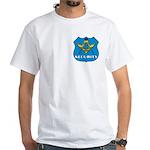 Masonic Security Guard White T-Shirt