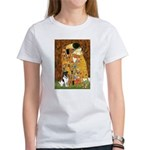 Kiss / Fox Terrier Women's T-Shirt