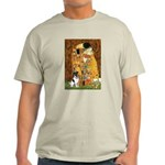 Kiss / Fox Terrier Light T-Shirt