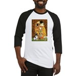 Kiss / Fox Terrier Baseball Jersey