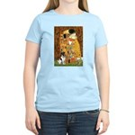 Kiss / Fox Terrier Women's Light T-Shirt