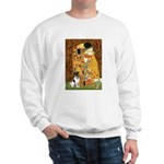Kiss / Fox Terrier Sweatshirt