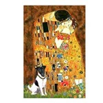 Kiss / Fox Terrier Postcards (Package of 8)
