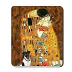 Kiss / Fox Terrier Mousepad