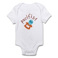 Pacifist Infant Bodysuit