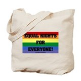 Gay Rights Tote Bag