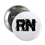 "Nurse Christmas Gifts 2.25"" Button"