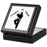 Student of Honor Keepsake Box