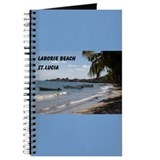 Laborie Beach in St. Lucia Journal