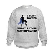 Soccer Superhero Sweatshirt