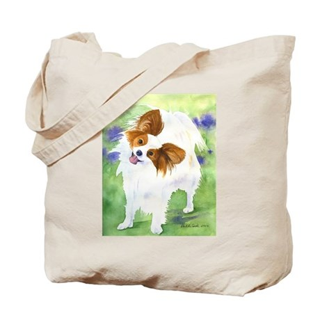 Papillon Bella Tote Bag