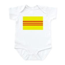 Cute Vietnam adoption Infant Bodysuit