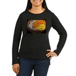 Como Noche y Dia / Like Night Women's Long Sleeve
