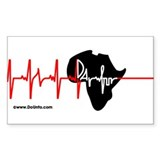 DARFUR - ALL PROCEEDS GO TO SaveDarfur.org Bumper Stickers