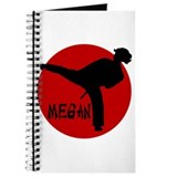 Megan Karate Journal