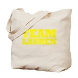 Team LC / Team Lauren Tote Bag