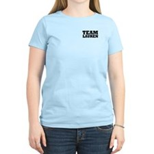 Team LC / Team Lauren T-Shirt
