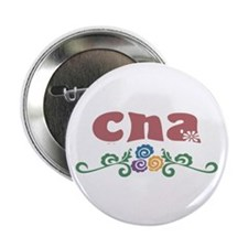 "CNA Flower Decor 2.25"" Button (100 pack)"