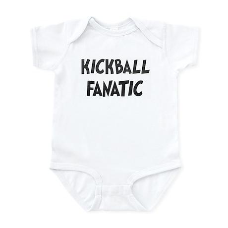 Kickball fanatic Infant Bodysuit