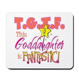Fantastic Goddaughter Mousepad