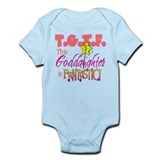 Fantastic Goddaughter Infant Bodysuit