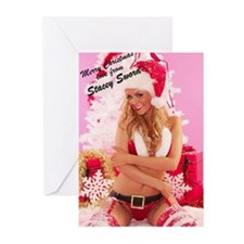 Stacey Sword Greeting Cards (Pk of 20)