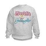World's Greatest Goddaughter Sweatshirt