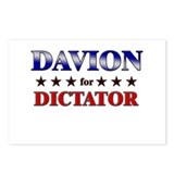 DAVION for dictator Postcards (Package of 8)