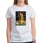 Fairies / Papillon (f) Women's T-Shirt