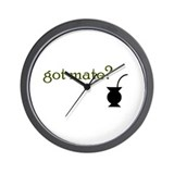 Cute Tierra Wall Clock