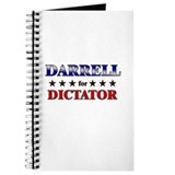 DARRELL for dictator Journal