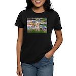 Lilies / Havanese Women's Dark T-Shirt