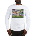 Lilies / Havanese Long Sleeve T-Shirt