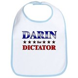 DARIN for dictator Bib