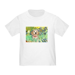 Irises / Havanese Toddler T-Shirt
