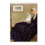 Whistler's / Havanese Postcards (Package of 8)