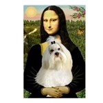 Mona / Havanese Postcards (Package of 8)