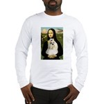 Mona / Havanese Long Sleeve T-Shirt