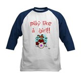 Girl Drummers Rock! Tee