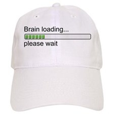Brain loading, please wait Baseball Cap