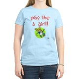Guitar Girls ROCK! T-Shirt