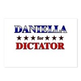 DANIELLA for dictator Postcards (Package of 8)
