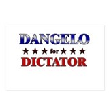 DANGELO for dictator Postcards (Package of 8)
