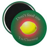 "Lemonade diet 2.25"" Magnet (100 pack)"